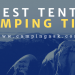"""Best Tent Camping Tips You should Know Before Go Camping"" is locked Best Tent Camping Tips"