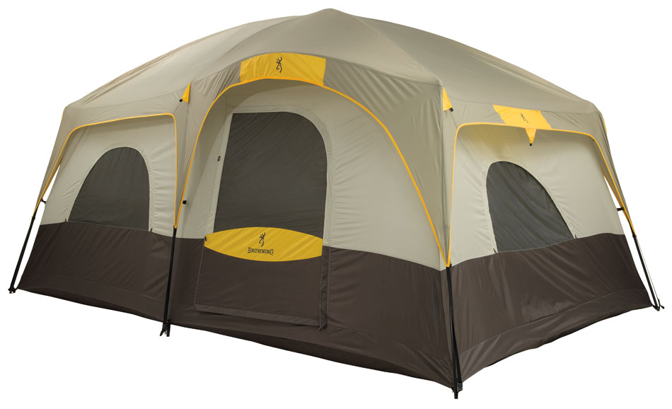 Big Horn Two-Room Browning Camping Tent
