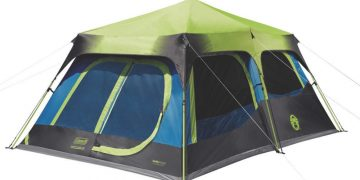 Coleman Cabin Tent with Instant Setup Review (Buying Guide)