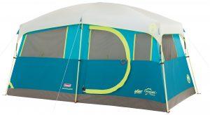 Tenaya Lake Lighted Cabin Tents