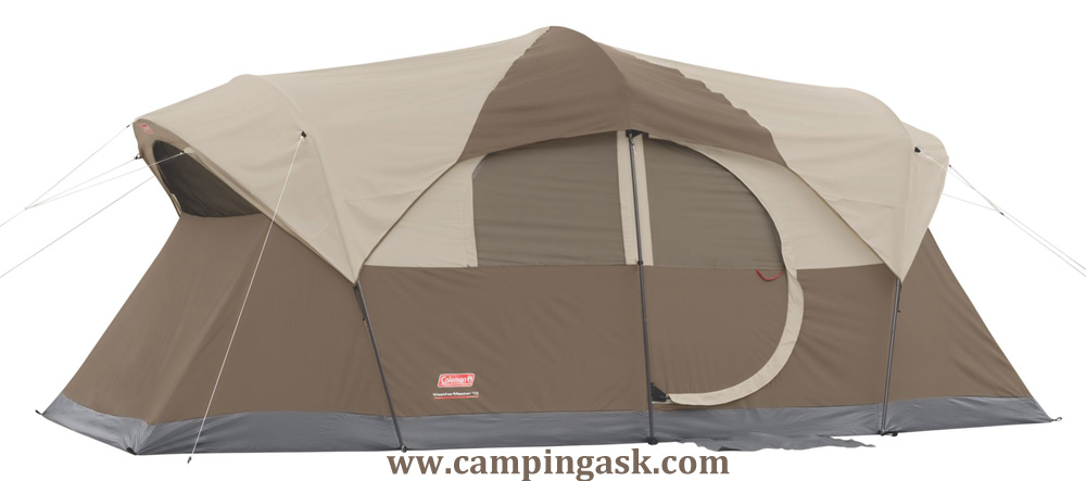 Coleman Weather Master 10-Person Outdoor Tent