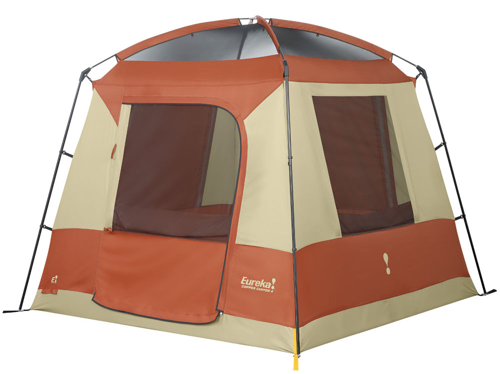 Eureka Copper Canyon 4-4 Person Tent