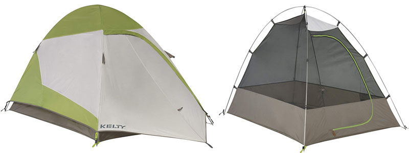 Grand Mesa Tent by Kelty Grand Mesa Tent by Kelty 4 Person Camping Tent