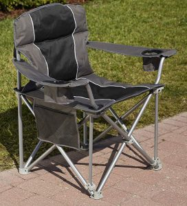 LivingXL 500-lb. Capacity Heavy-Duty Portable Chair