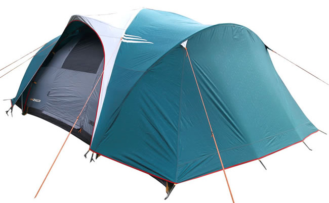 NTK Laredo GT 8-9 Person Large Camping Tent