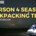 1 Person 4 Season Backpacking Tent