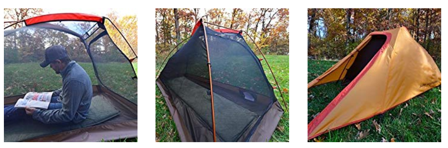 ALPS Mountaineering Zephyr 1-Person Backpacking Tent