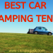 Best Car Camping Tent