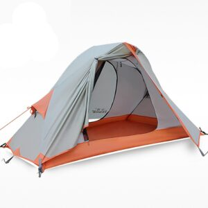 Hewolf Lightweight Waterproof Backpacking Tent