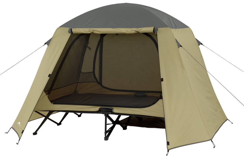 Ozark Trail Two-Person Double Cot Tent