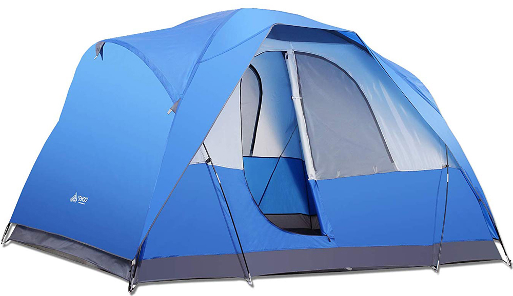 SEMOO Family Tent for Car Camping