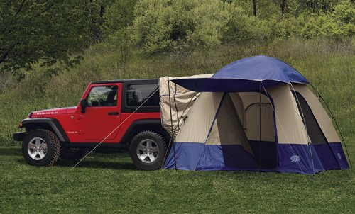 Jeep Liberty Recreation Tent NEW MOPAR OEM 2003-2012