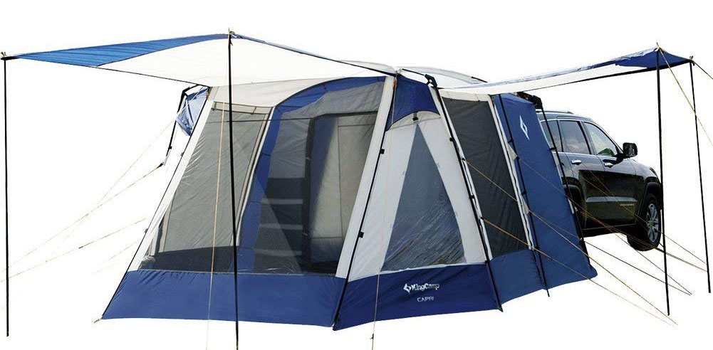 KingCamp Melfi Plus SUV Car Tent