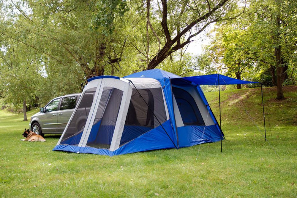Napier Outdoors Sportz 5 Person SUV Tent