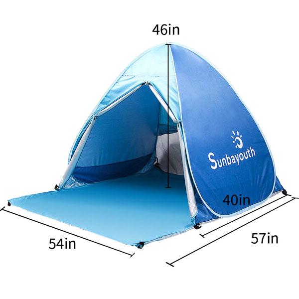 SUNBA YOUTH Beach Tent,