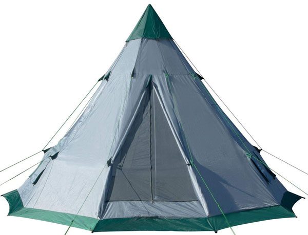 Winterial 6-7 Person Teepee Tent