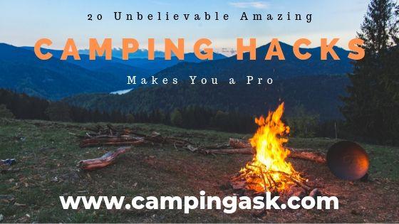 Camping Hacks