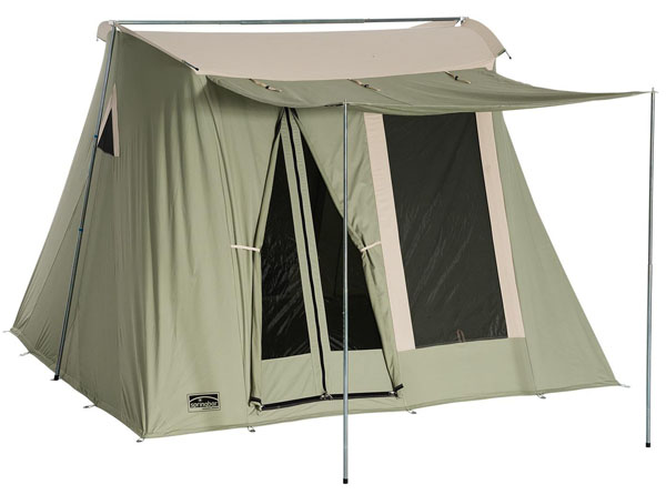 SPRING BAR Highline 6 10x10 Foot Canvas Tent