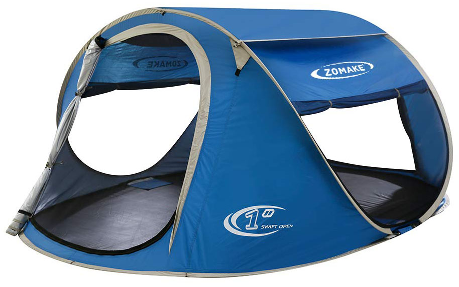ZOMAKE Pop Up Tent 4 Person