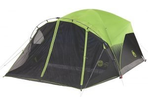 Coleman Evanston 6 Screened Tent