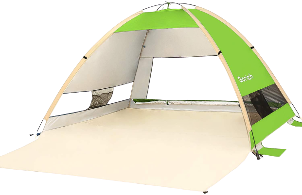 Gorich_Large_Popup Tents Open like an Umbrella