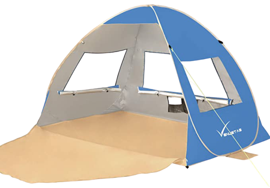 Large_Pop_Up_Popup Tents Open like an Umbrella